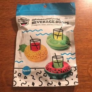 Beverage Pool Floats